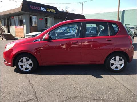 2009 Chevrolet Aveo for sale in Grants Pass, OR