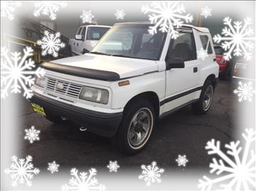 1995 GEO Tracker for sale in Grants Pass, OR