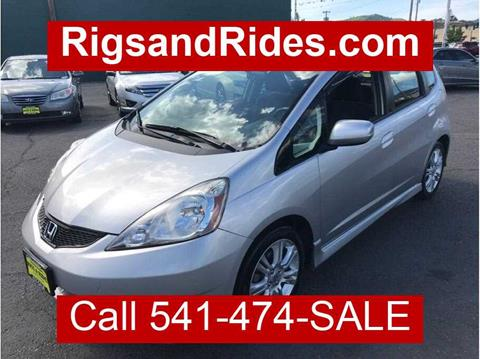 2011 Honda Fit For Sale In Grants Pass, OR
