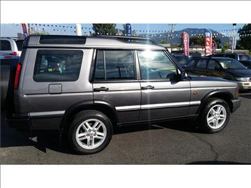 2004 Land Rover Discovery for sale in Grants Pass, OR
