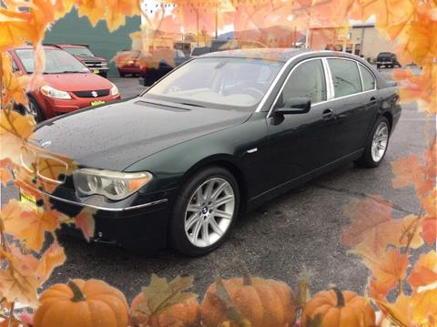 2004 BMW 7 Series for sale in Grants Pass, OR