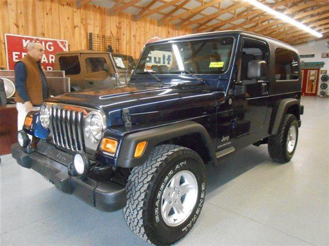 2004 Jeep Wrangler for sale in Cartersville GA