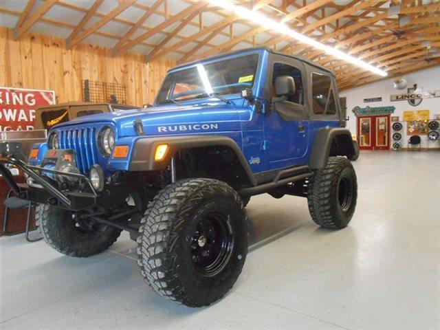 2003 Jeep Wrangler for sale in Cartersville GA