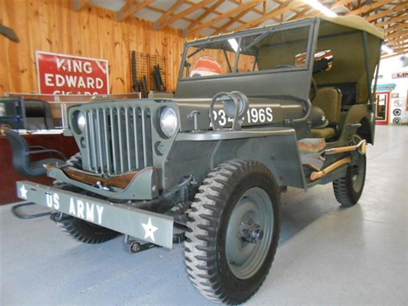 1944 Jeep Willys for sale in Cartersville, GA