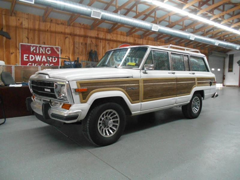 1989 Jeep Grand Wagoneer for sale in Cartersville, GA