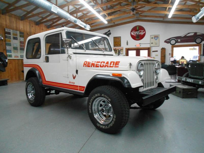 Preowned Jeep Store >> Jeep CJ-7 For Sale - Carsforsale.com