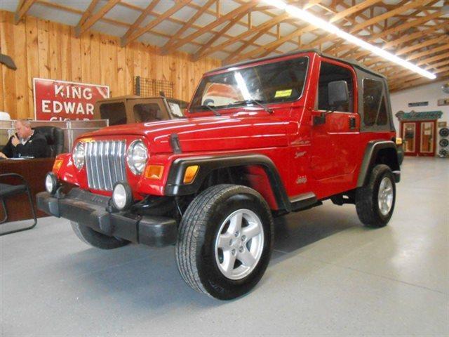 2002 Jeep Wrangler for sale in Cartersville GA