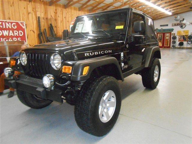 2005 Jeep Wrangler for sale in Cartersville GA