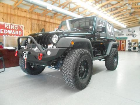 2015 Jeep Wrangler for sale in Cartersville, GA
