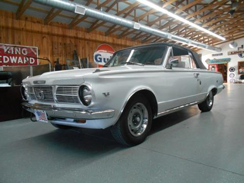 1965 Plymouth Valiant for sale in Cartersville, GA