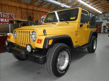used 2001 jeep wrangler for sale clearwater fl. Black Bedroom Furniture Sets. Home Design Ideas