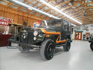 1982 Jeep CJ-5 for sale in Cartersville, GA