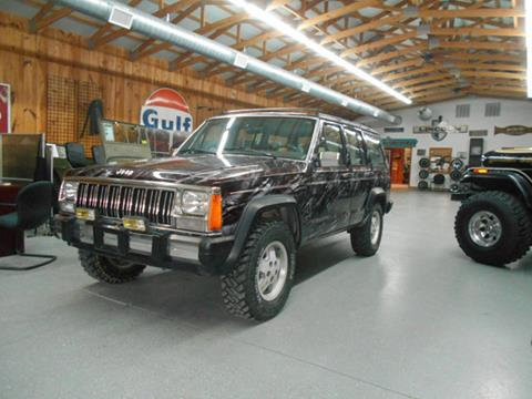 1989 Jeep Cherokee for sale in Cartersville, GA