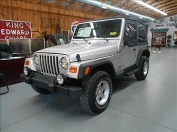 2006 Jeep Wrangler for sale in Cartersville, GA