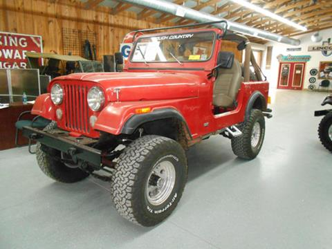 1976 Jeep CJ-7 for sale in Cartersville, GA
