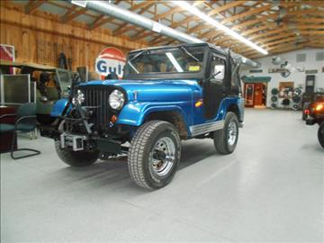 1966 Jeep CJ-5 for sale in Cartersville, GA