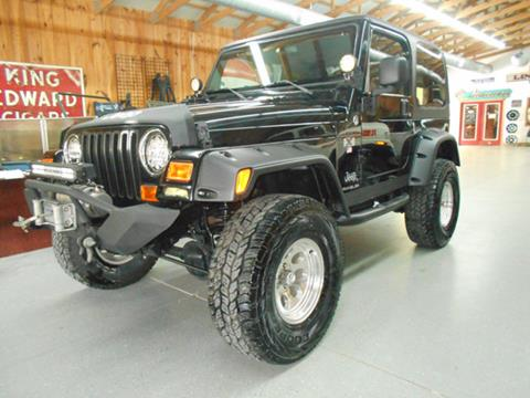 2005 Jeep Wrangler for sale in Cartersville, GA