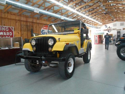 1971 Jeep CJ-5 for sale in Cartersville, GA
