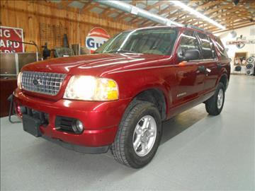 2005 Ford Explorer for sale in Cartersville, GA