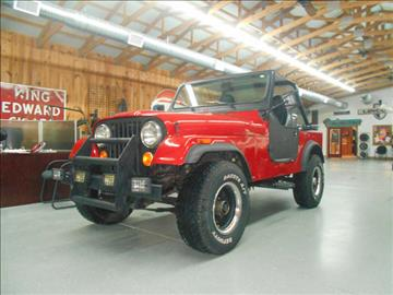 1983 Jeep CJ-7 for sale in Cartersville, GA