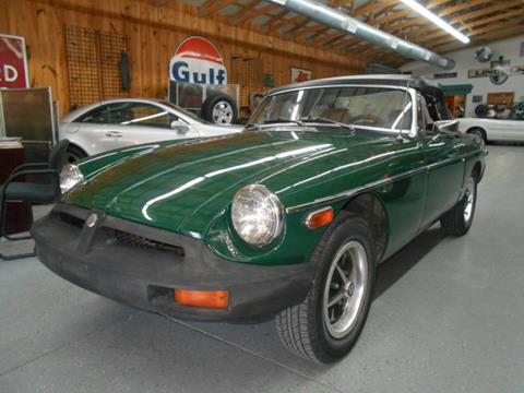 1979 MG B for sale in Cartersville, GA