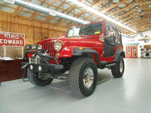 1978 Jeep CJ-7 for sale in Cartersville, GA