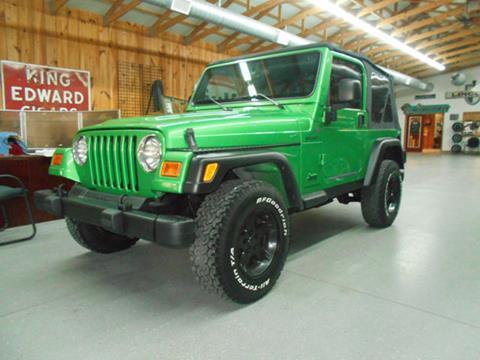 2004 Jeep Wrangler for sale in Cartersville, GA
