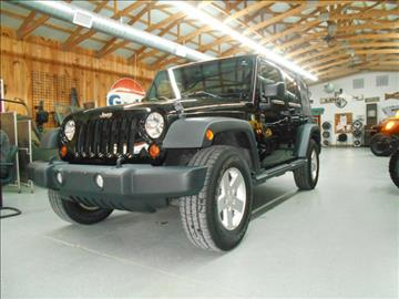 2011 Jeep Wrangler Unlimited for sale in Cartersville, GA