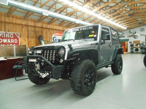 2016 Jeep Wrangler for sale in Cartersville, GA