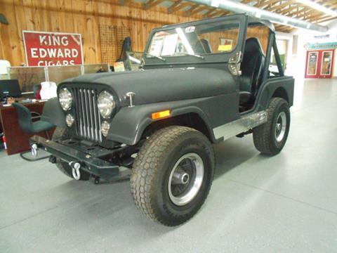 1981 Jeep CJ-5 for sale in Cartersville, GA
