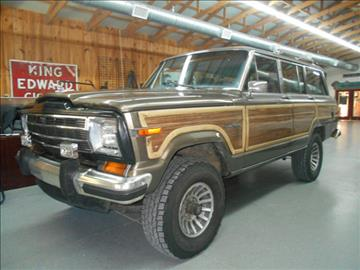1987 Jeep Grand Wagoneer for sale in Cartersville, GA