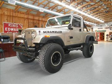 1981 Jeep Scrambler for sale in Cartersville, GA