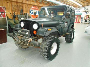 Jeep cj 5 for sale for Euro motors harrisburg pa