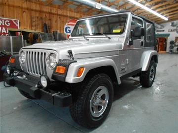 2003 Jeep Wrangler for sale in Cartersville, GA