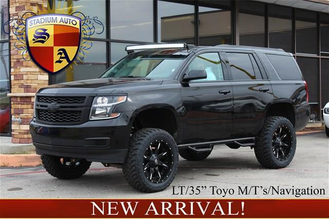 used 2015 chevrolet tahoe lt 4x4 4dr in arlington tx at stadium auto texas. Black Bedroom Furniture Sets. Home Design Ideas