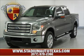 2013 Ford F-150 for sale in Arlington, TX