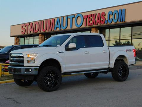 2016 Ford F 150 For Sale In Arlington Tx