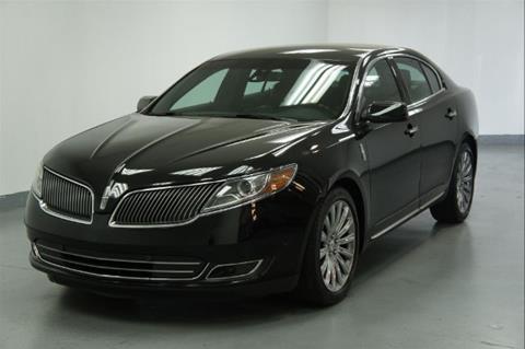 2013 Lincoln MKS for sale in Arlington, TX