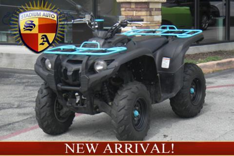 2013 Yamaha Grizzly for sale in Arlington, TX