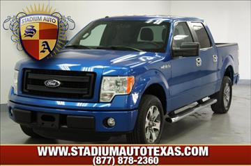 2014 Ford F-150 for sale in Arlington, TX