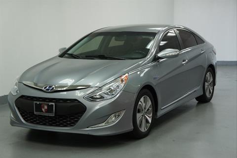 2014 Hyundai Sonata Hybrid for sale in Arlington, TX
