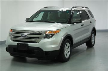 2014 Ford Explorer for sale in Arlington, TX