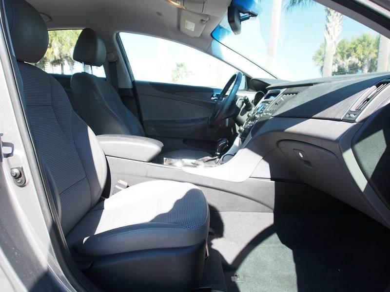 2013 Hyundai Sonata SE 2.0T 4dr Sedan - Panama City Beach FL