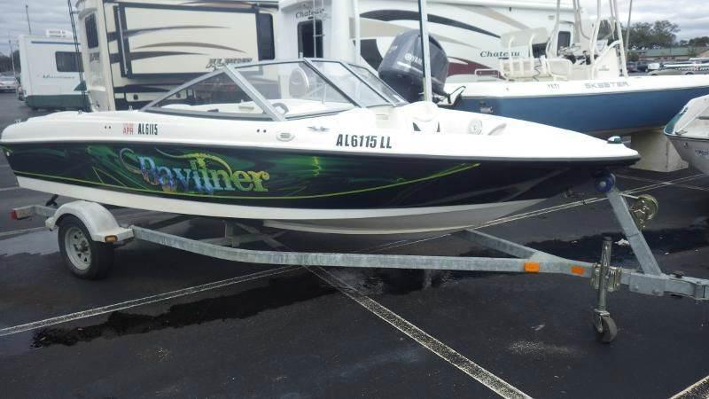 2007 Bayliner 175  - Panama City Beach FL