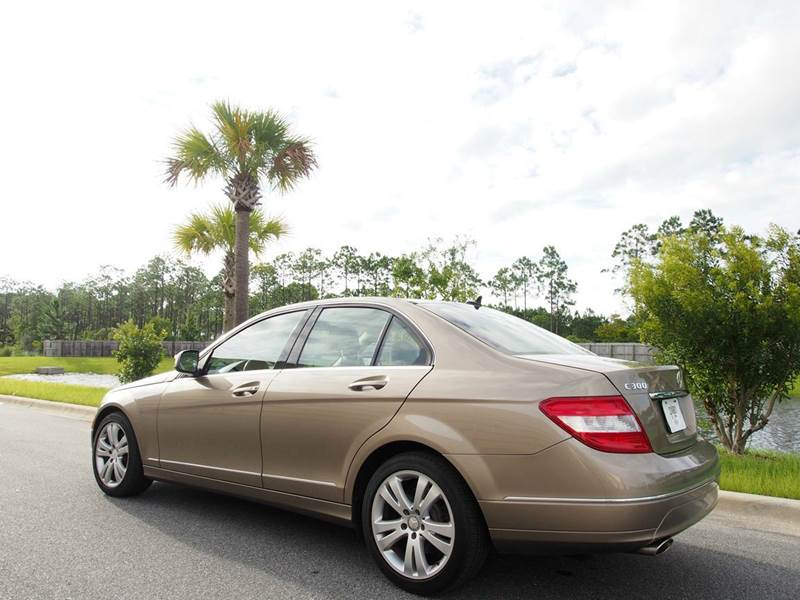 2009 Mercedes-Benz C-Class C 300 Luxury 4dr Sedan - Panama City Beach FL