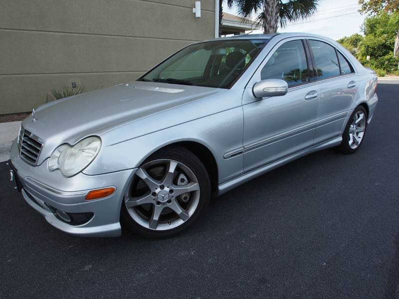 Mercedes benz c class for sale in panama city beach fl for Parkway motors used cars panama city fl