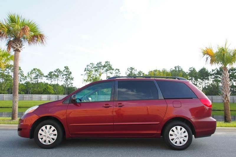 2007 Toyota Sienna LE 7 Passenger 4dr Mini Van - Panama City Beach FL