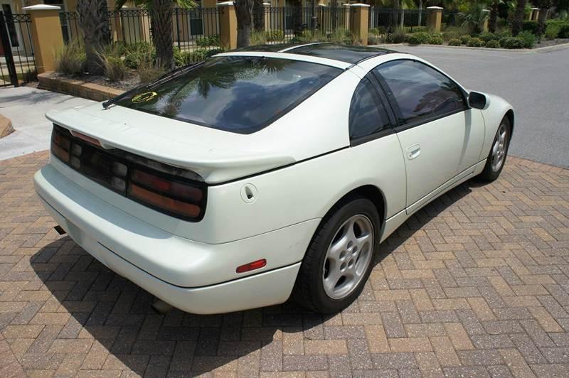 1990 Nissan 300ZX Turbo 2dr Hatchback - Panama City Beach FL