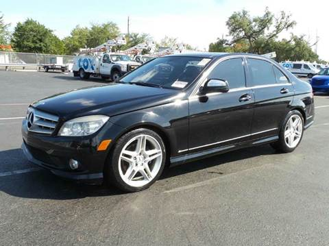2009 Mercedes-Benz C-Class for sale in Panama City Beach, FL