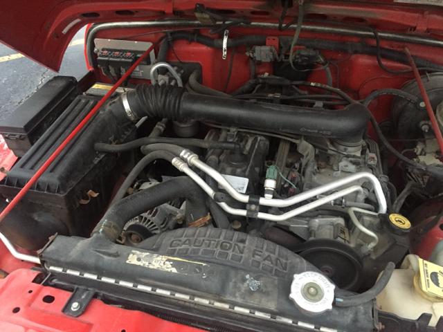 2005 Jeep Wrangler X 2dr 4WD SUV - Mishawaka IN